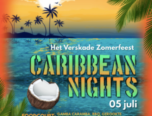 VersKade Zomerfeest Caribbean Nights